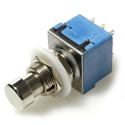 Foot Switch 3PDT latching type 330