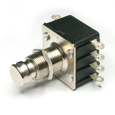 4PDT LATCHING ON-OFF SWITCH type ST-8206