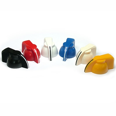 Coloured Chicken Head Knobs