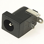 2.1mm pack power jack
