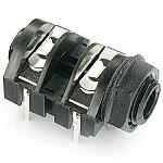 Mono 1/4 inch PCB skt