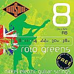 ROTO GREENS R8